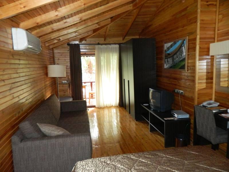 Club Sun Village Adrasan Otelleri Havuzlu Butik Balayı Bungalov